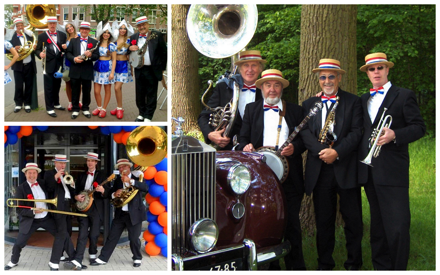 Hollands in Smoking Dixieland Looporkest (J17)